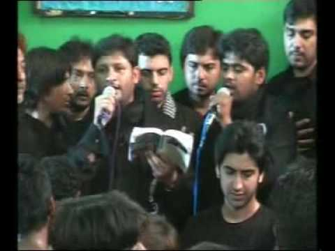9th Muharram (bibi ka alawa) 2010 Part 5