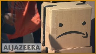 🇺🇸 Amazon drops plans for New York headquarters after opposition l Al Jazeera English - ALJAZEERAENGLISH