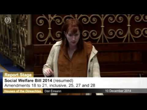 Social Welfare Bill 2014