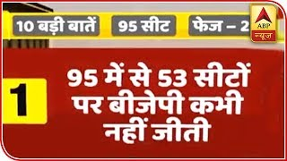 Second Phase of Lok Sabha Elections 2019: 10 highlights - ABPNEWSTV