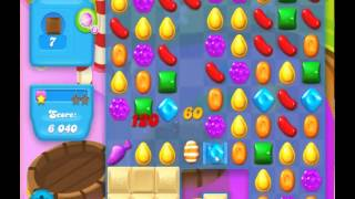 guide, tips, and cheats from Candy Crush Soda Saga Level 126 in video