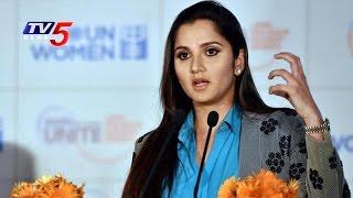 MirzaSania   UN Women's Goodwill Ambassador for South Asia : TV5 News - TV5NEWSCHANNEL
