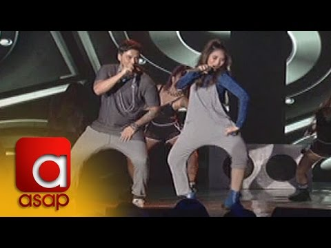 ASAP: Sarah Geronimo and Billy Crawford perform