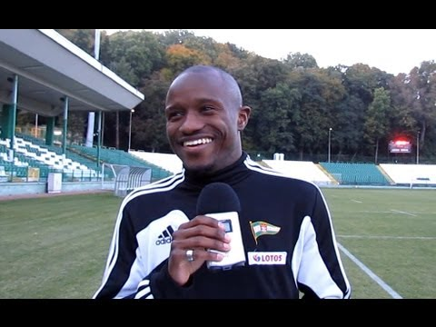 Video: Christopher Oualembo - Football Poland 2013