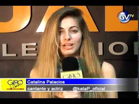 SALUDO PARA GIROVISUAL DE KATA PALACIOS CANTANTE Y ACTRIZ CHILENA