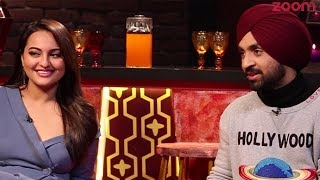 Diljit Recalls A Funny Incident When He Met Sonakshi For The First Time | Yaar Mera Superstar 2 - ZOOMDEKHO
