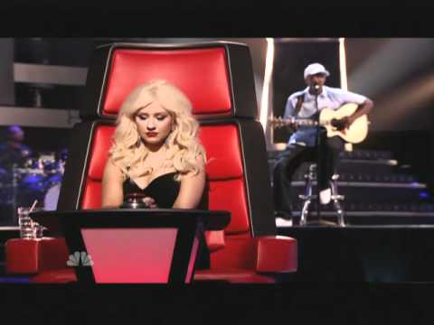 Javier Colon - The Voice NBC