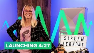 New Show: Stream Economy on 4/27 | CNET - CNETTV