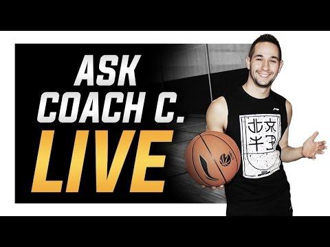 Ask Coach C. LIVE: Episode 4
