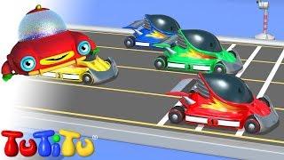 tutitu voitures de course youtube