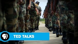TED TALKS   War and Peace   Preview   PBS - PBS
