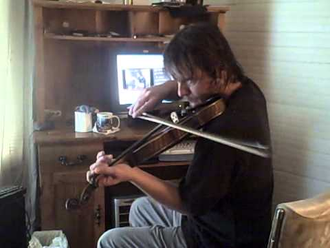 Poker Face violin