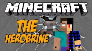 Minecraft: Mini Game! The Herobrine
