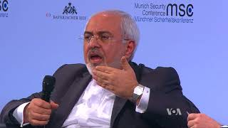 Israel And Iran Clash Over Nuclear Threat At Munich Security Conference - VOAVIDEO