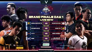 [Filipino] MPL Philippines Season 5 Grand Finals Day 1