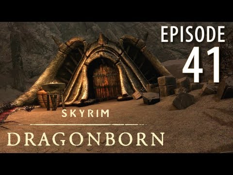 Skyrim: Dragonborn DLC in 1440p, Part 41: Deed to a New Player House (Let's Play, PC, GTX680)