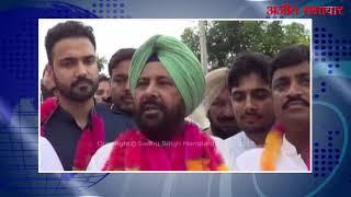 video : केवल सिंह ढिल्लों ने विजयी उम्मीदवारों के साथ मनाया जीत का जश्न