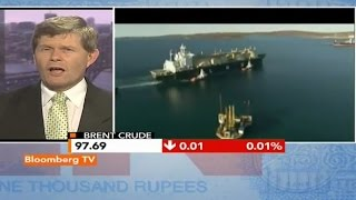 """In Business: """"Dollar Appreciation Can Push Crude Prices Lower"""" - BLOOMBERGUTV"""