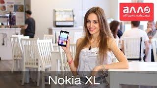 Видео-обзор смартфона Nokia XL