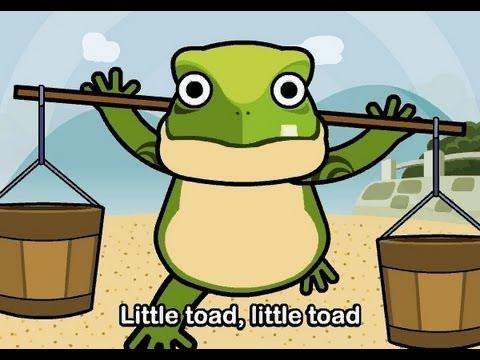 Muffin Songs – Little Toad Little Toad  İngilizce Tekerlemeler ve İngilizce Çocuk Şarkılar