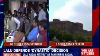 Another case of students being punished for rooting for Pak emerges - NEWSXLIVE