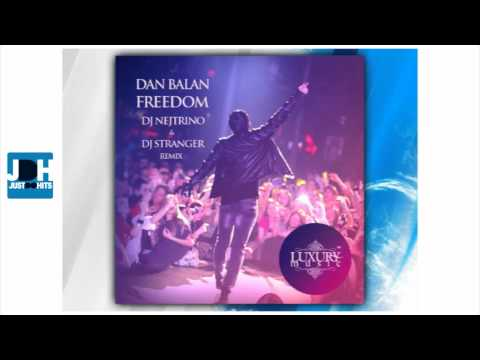 Dan Balan - Freedom (DJ Nejtrino &amp; DJ Stranger Club Mix) // New House Music 2011