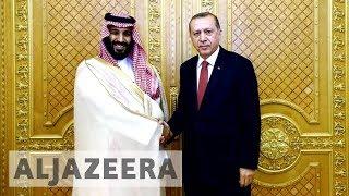 Turkey's Erdogan urges Saudi to play main role in solving Gulf Arab crisis - ALJAZEERAENGLISH