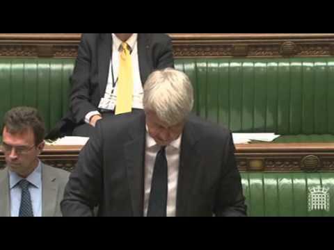 John Glen MP: Question on Salisbury City Football Club
