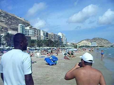 Crew de Floripa - Passeio em Alicante (praia dos peitinhos)