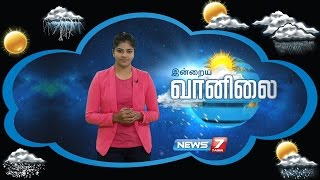 Weather Forecast 17-10-2016 – News7 Tamil Show