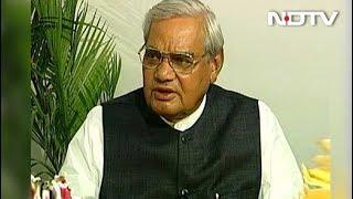 अटल जी की हालत अब भी नाजुक, परिवार, मंत्री एम्स में मौजूद - NDTVINDIA