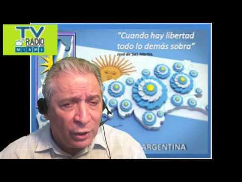 TVRadioMiami - *El Gasto Público en Argentina*. ENTREVISTA al Dr. Agustin Monteverde