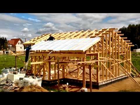 Строим дом своими руками и своими силами
