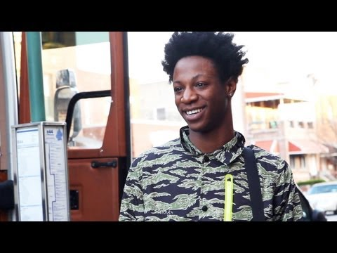 Joey Bada$$ & Pro Era - Tour Documentary - FADER TV