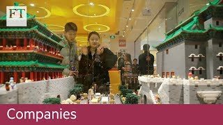 Lego and Tencent team up in China - FINANCIALTIMESVIDEOS