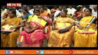 TRS Alliance With BJP For Next Elections in Telangana? | Loguttu | iNews - INEWS