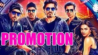 Happy New Year Movie - Unique promotional strategies! | Bollywood News - ZOOMDEKHO
