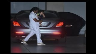 In Graphics: kareena kapoors 11 month old baby boy taimur ali khan clicked after a long ti - ABPNEWSTV