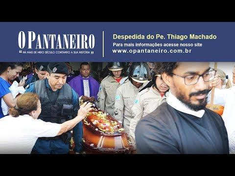 Despedida do Pe. Thiago Machado