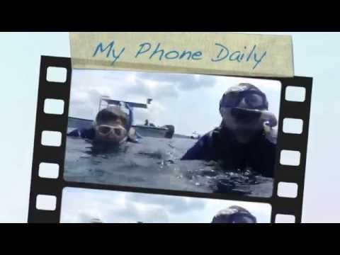 My Phone Daily Overboard iPad mini waterproof case review