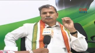 Congress Leader Tulasi Reddy Face to Face Over Oommen Chandy Tour in AP   CVR NEWS - CVRNEWSOFFICIAL