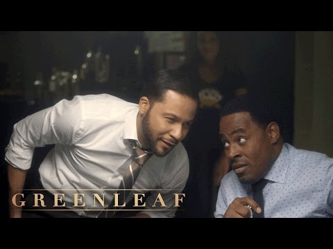 Inside the Episode: Jacob's Dawning Realization That Basie Has Big Problems | Greenleaf | OWN
