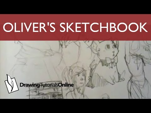 Oliver's Sketchbook