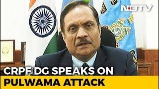 """Sharing Inflammatory Material Anti-India"": Director General CRPF On Fake News - NDTV"