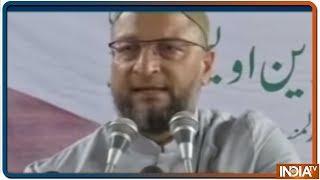 Asaduddin Owaisi's Beef Attack On Modi, Slams Him For Pulwama Attack - INDIATV