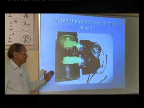 Arya Arduing ROBOT  Assembly by Prof  P D Murarka