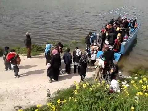 نقل اللاجئين للأردن بتأمين سرية المهام الخاصة 25 2 2013