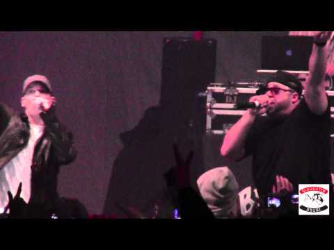 EMINEM, SLAUGHTERHOUSE &amp; YELAWOLF - &quot;2.0 BOYS&quot; (LIVE at the SHADY RECORDS 2.0 PARTY)