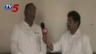There are many reasons to lost  in elections | Sikander reddy  : TV5 News - TV5NEWSCHANNEL