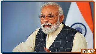 Ram Manohar Lohia would have been proud of NDA government: PM Modi - INDIATV